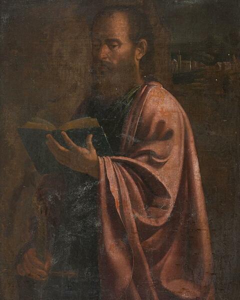 Italienischer Meister des frühen 17. Jahrhunderts - APOSTEL PAULUS