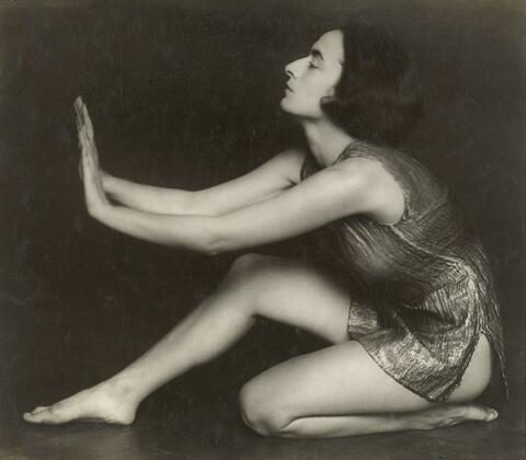 Trude Fleischmann - Berta Reidinger, dancer