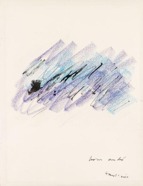 Jean Léon Fautrier - Ohne Titel
