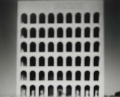 Hiroshi Sugimoto - E.U.R. Palazzo della Civiltà Romana