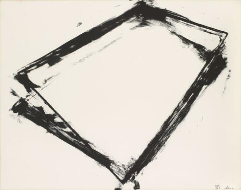 Richard Serra - Balance