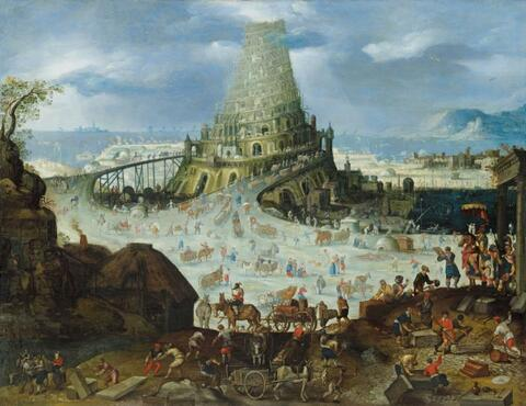 Anton Mozart - THE TOWER OF BABEL