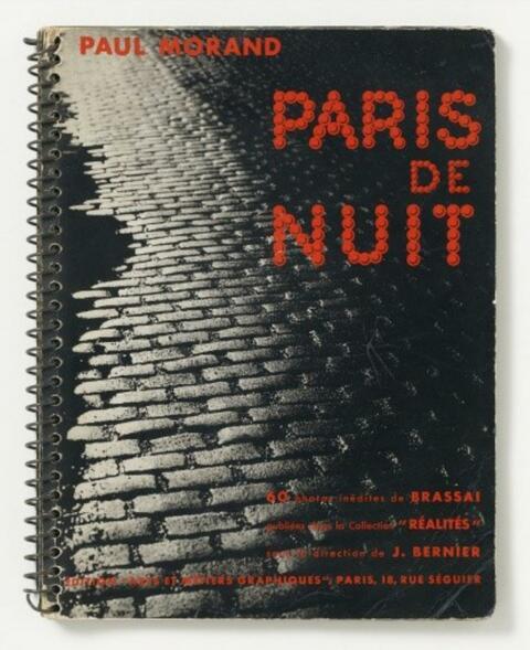 Brassaï (Gyula Halász) - Paris de Nuit