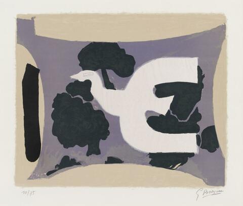 Georges Braque - L'atelier