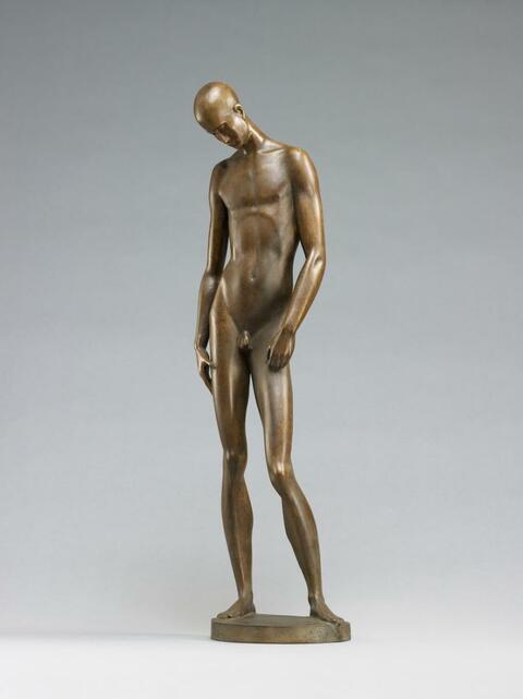 Joseph Enseling - Adam (von Adam und Eva)
