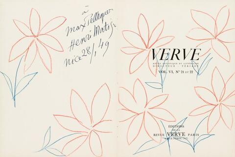 Henri Matisse - Fleurs