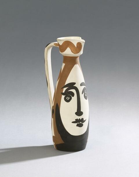 Pablo Picasso - Visage