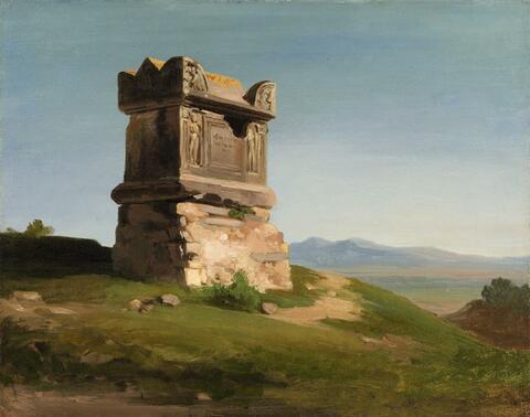 Johann Wilhelm Schirmer, attributed to - ITALIAN LANDSCAPE