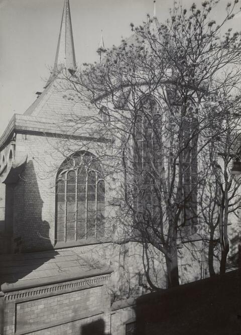 August Sander - St. Peter