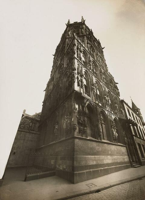 August Sander - Köln Rathaus