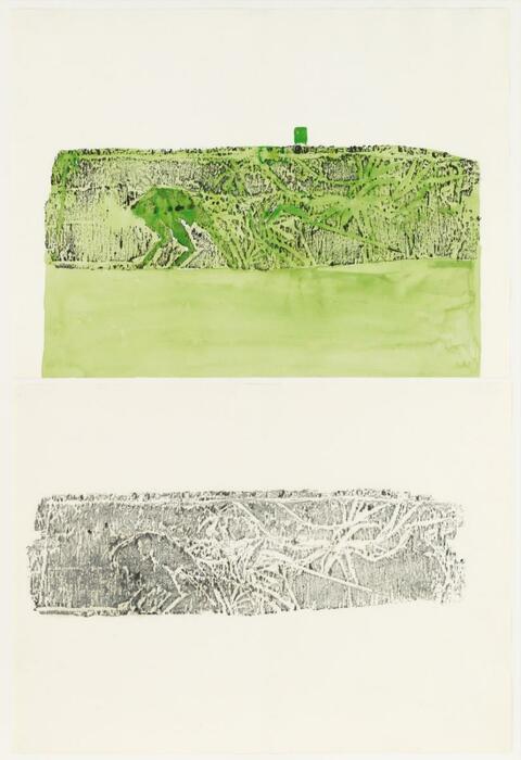 Joseph Beuys - Planting a coco-nut