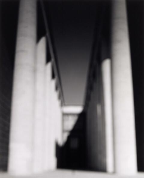 Hiroshi Sugimoto - E.U.R. Museo della Civiltà Romana