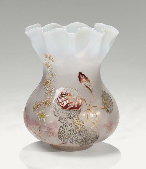 Kleine Vase Gallé -