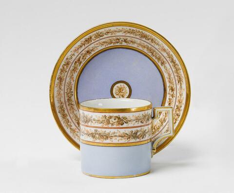 Klassizistische Kaffeetasse -