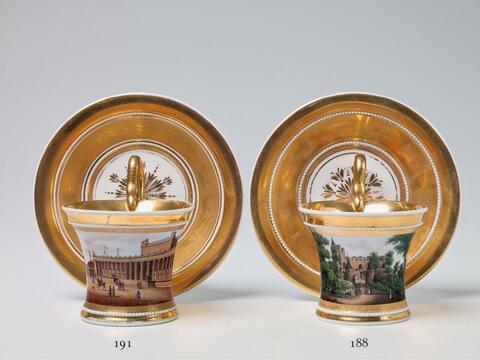 Ansichtentasse Altes Museum -