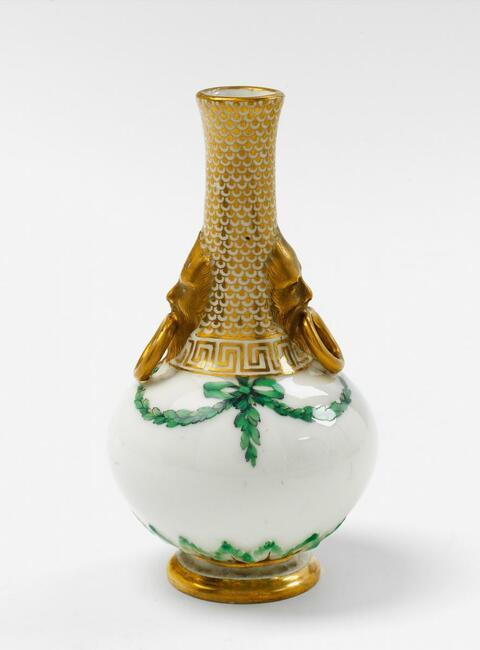 Kleine Vase aus dem Katharinenservice -