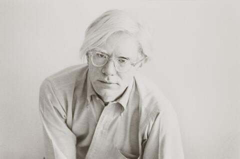 Christopher Makos - Andy Warhol