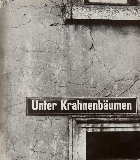 Chargesheimer (Karl Hargesheimer) - Unter Krahnenbäumen