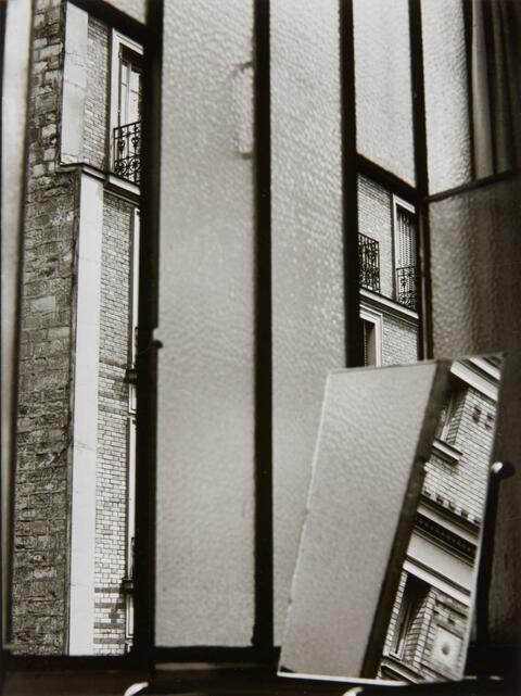Florence Henri - Paris window