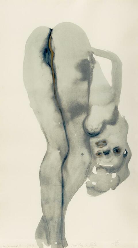 Marlene Dumas - Dorethy D-Lite