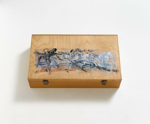 Portfolio - ACT UP Art Box