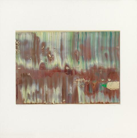 Gerhard Richter - Untitled (18.Dez.1995)