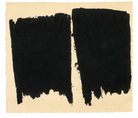 Richard Serra - Reykjavik
