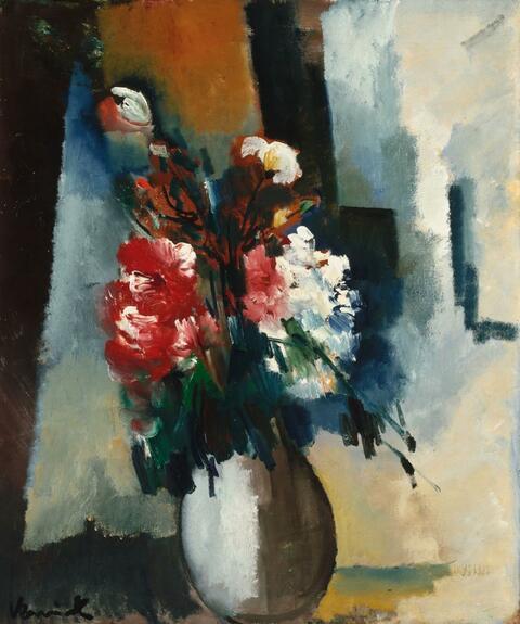 Maurice de Vlaminck - Fleurs