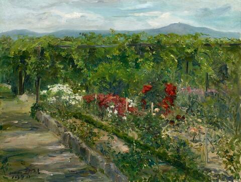 Otto Dill - Obstplantagengarten