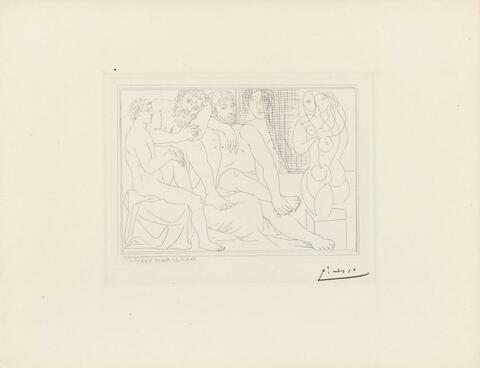 Pablo Picasso - Sculpteurs, Modèles et Sculpture