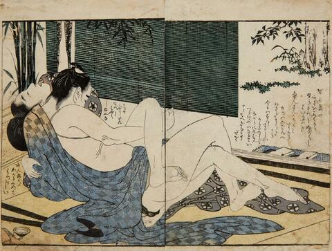 Kitagawa Utamaro Various Artists of the 18th and 19th centuries -