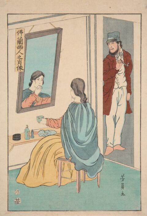 Utagawa Yoshikazu -