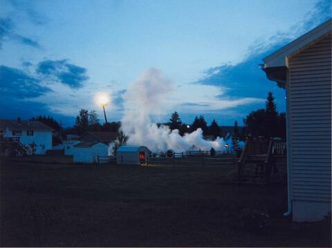 Gregory Crewdson - Production Still Brightview #3