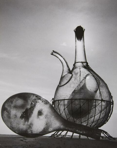 Herbert List - Stillife in Italy