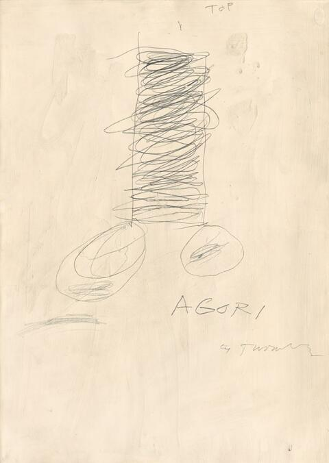 Cy Twombly - Agori