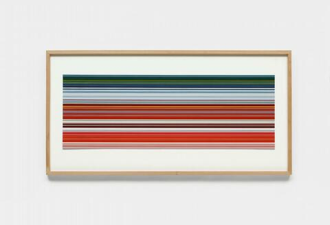 Gerhard Richter - Strip (3744)