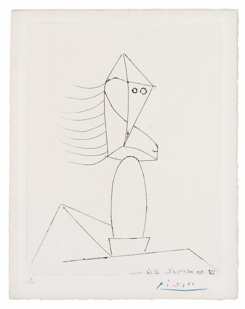 Pablo Picasso - Sculpture