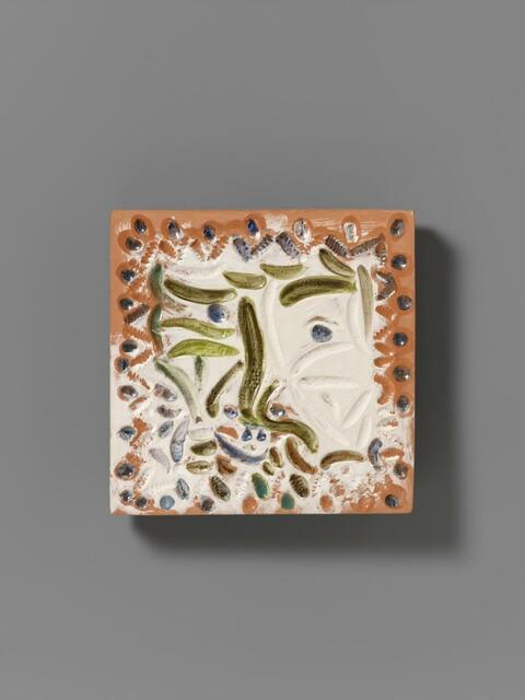Pablo Picasso - Neptune clair