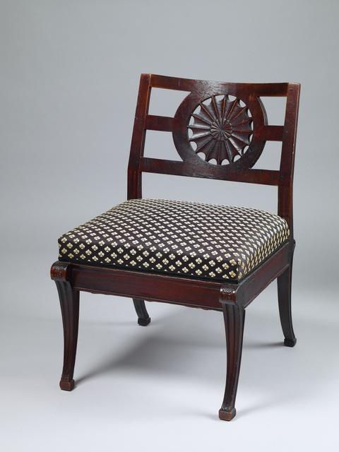 Klassizistischer Stuhl -