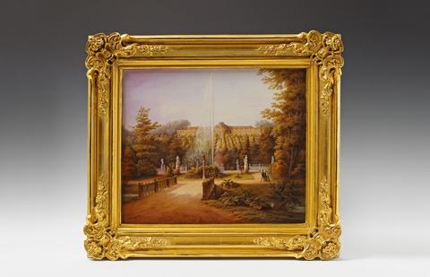 Ansicht von Schloss Sanssouci -