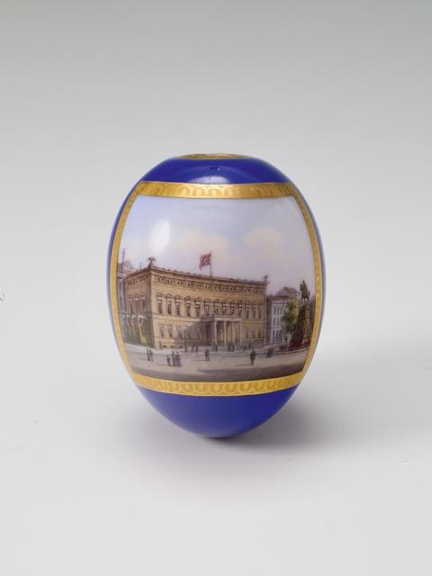 Eiflakon mit dem Kaiserlichen Palais -