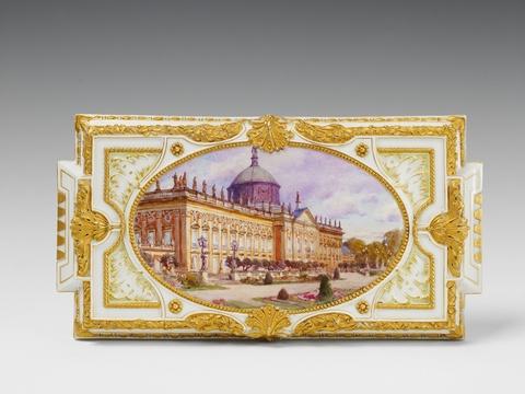 Briefbeschwerer Neues Palais -