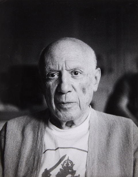 Brassaï (Gyula Halász) - Picasso