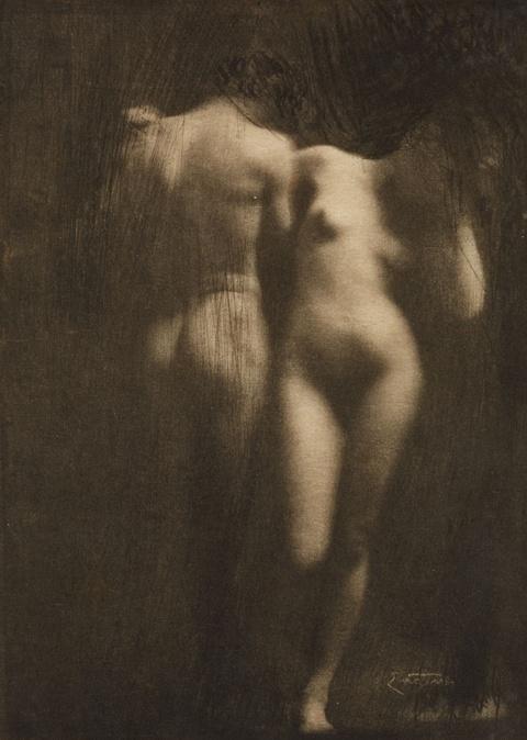 Frank Eugene - Adam and Eve