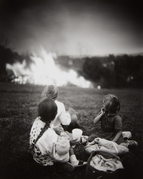 Sally Mann - Picnic
