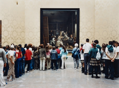 Thomas Struth - Museo del Prado, Room 12, Madrid