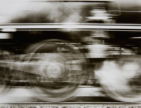 Peter Keetman - Lokomotive