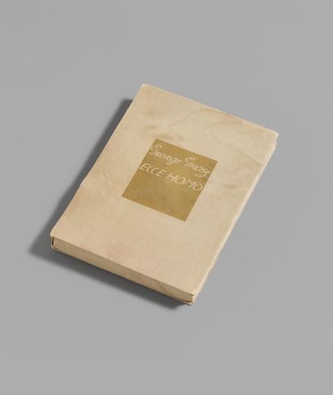 George Grosz - Ecce Homo