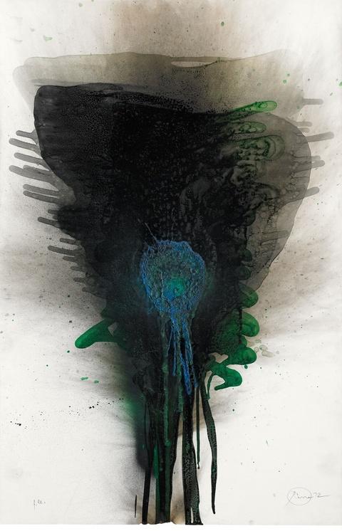Otto Piene - Untitled