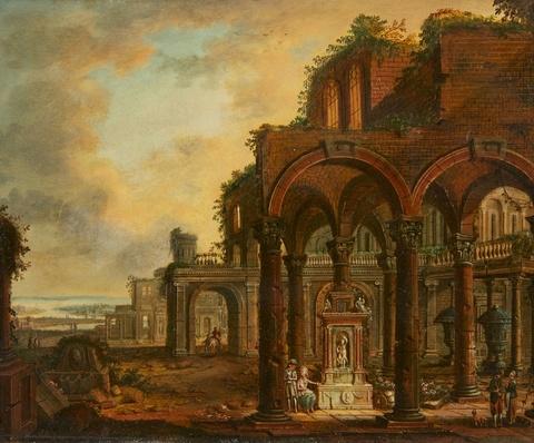 Michael Schlier - A Small Architectural Capriccio